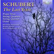 Last Years /  Piano Trios , F. Schubert