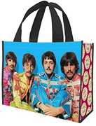 The Beatles Large Recycled Shopper Tote