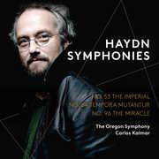 Franz Joseph Haydn: Symphonies Nos. 53, 64 & 96