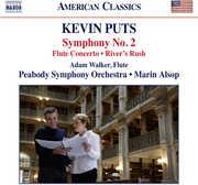 Puts: Symphony No. 2 - Flute Concerto