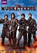 The Musketeers , Luke Pasqualino