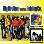 Be A Brother /  How Hard Is It [Import] , Big Brother & The Holding Co.