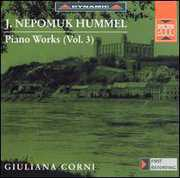Piano Works 3 , Giuliana Corni