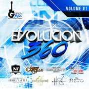 Evolucion 360 Vol 1 , Various Artists