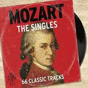 Mozart: The Singles Collection , Various Artists