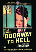 The Doorway to Hell , Lew Ayres