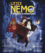 Little Nemo Adventures in Slumberland , Danny Mann