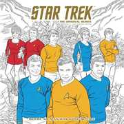 The Original Series Adult Coloring Book: Where No Man Has Gone Before(Star Trek)