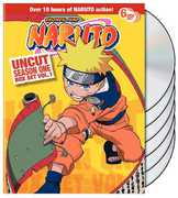 Naruto Uncut Season 1, Vol. 1 Box Set [Full Frame] [6 Discs] , Dave Wittenberg
