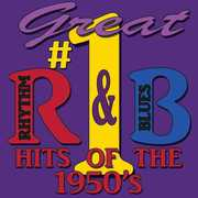 Great #1 R&B Hits of the 1950's , Various Artists