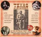 1927-1951: Authentic Early Texas Country Blues , Texas Alexander & His Circle