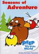 Peep and the Big Wide World: Seasons of Adventure , Jamie Watson