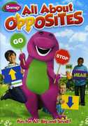 Barney: All About Opposites , Claudia Black