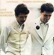 Love Devotion Surrender , Carlos Santana