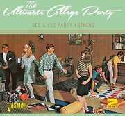 Ultimate College Party: 50s & 60s /  Various [Import] , Various Artists