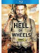 Hell on Wheels: The Complete Second Season , Anson Mount