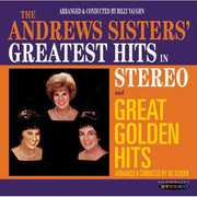 Greatest Hits in Stereo /  Great Golden Hits , The Andrews Sisters