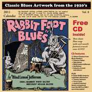 Classic Blues Artwork 1920s From The Calendar 2011 , Various Artists