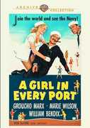 A Girl in Every Port , Groucho Marx
