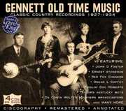 Gennett Old Time Music: Classic Country Recordings 1927-1934 , Various Artists