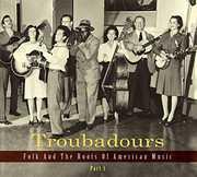 Troubadours Part 1 /  Various , Various Artists