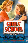 Girls School , Ralph Bellamy