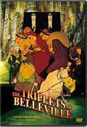 The Triplets of Belleville , Jean-Claude Donda