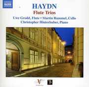 Flute Trios , Uwe Grodd