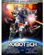 Robotech: 2-Movie Collection , Warren Beatty