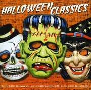 Halloween Classics /  Various , Various Artists