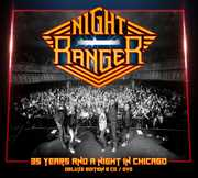 35 Years And A Night In Chicago , Night Ranger
