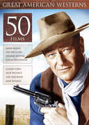 50 Film Great American Westerns: John Wayne , John Wayne