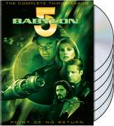 Babylon 5: The Complete Third Season , Andreas Katsulas