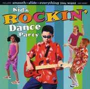 Kid's Dance Express: Kid's Rockin' Dance Party , Kids Dance Party