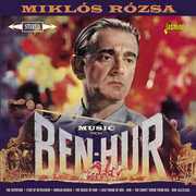 Music from Ben-Hur (Original Soundtrack) [Import] , Miklos Rozsa