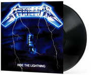 Ride the Lightning , Metallica