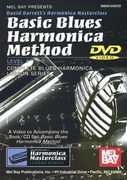 Basic Blues Harmonica Method Level 1: Comp Blues , David Barrett