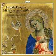 Missa Ave Maris Stella Marian Motets , Manfred Cordes
