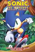Sonic the Hedgehog Archives, Vol. 24 (Archie Comics)