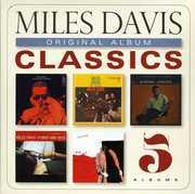 Original Album Classics , Miles Davis