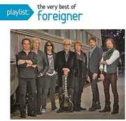 Playlist: Very Best of Foreigner , Foreigner