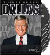 Dallas: The Complete Final Season , Larry Hagman