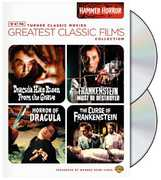 TCM Greatest Classic Films Collection: Hammer Horror , Peter Cushing