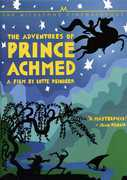 Adventures of Prince Achmed , Carl Koch