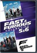 Fast And Furious Collection: 5 And 6 , Vin Diesel
