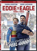 Eddie The Eagle , Taron Egerton