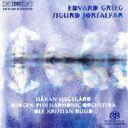 Sigurd Jorsalfar /  Landkjenning /  Bergliot , Bergen Philharmonic Orchestra