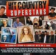 Hit Country Superstars [Import] , Various Artists