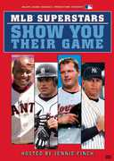 MLB Superstars Show You Their Game , Jennie Finch