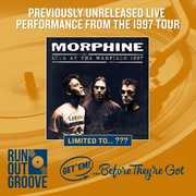 Live At The Warfield 1997 , Morphine